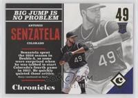 Rookies - Antonio Senzatela #/399
