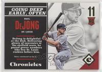 Rookies - Paul DeJong #/399