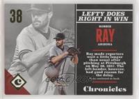 Robbie Ray /999