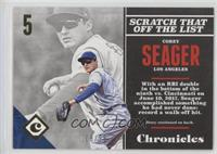 Corey Seager #/999