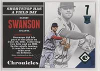 Rookies - Dansby Swanson /199