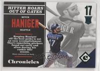 Rookies - Mitch Haniger [EXtoNM] #/199