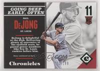 Rookies - Paul DeJong #/199