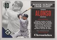 Yonder Alonso #/199
