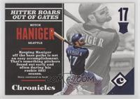 Rookies - Mitch Haniger /99