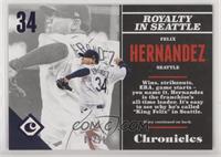 Felix Hernandez #/99