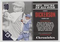 Corey Dickerson /99