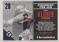 Corey Kluber #/99