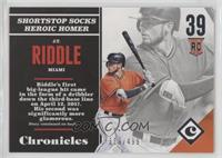 Rookies - J.T. Riddle /499