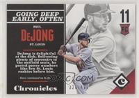 Rookies - Paul DeJong #/499