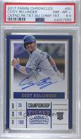 Cody Bellinger [PSA 8.5 NM‑MT+] #/5