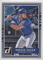 Hunter Dozier #/199