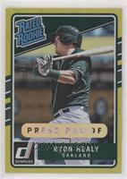 Ryon Healy #/99