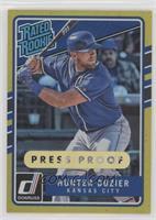 Hunter Dozier #/99