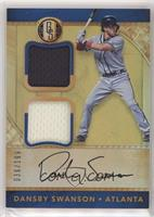 Dansby Swanson #/199
