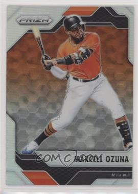 2017 Panini Chronicles - Prizm #46 - Marcell Ozuna