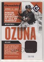 Marcell Ozuna #/99