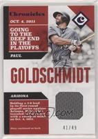 Paul Goldschmidt #/49