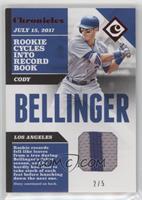 Cody Bellinger #/5