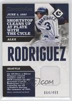 Alex Rodriguez [EXtoNM] #/499