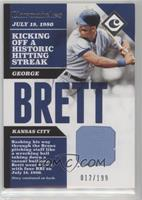 George Brett #/199