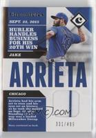 Jake Arrieta #/499