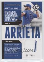 Jake Arrieta /499