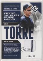 Joe Torre [EXtoNM] #/499
