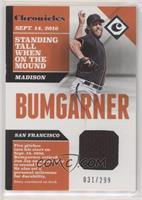 Madison Bumgarner #/299