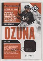 Marcell Ozuna [EXtoNM] #/499
