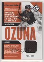 Marcell Ozuna #/499