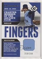 Rollie Fingers #/299