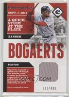 Xander Bogaerts #/499