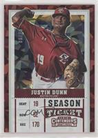 Season Ticket - Justin Dunn /23
