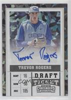 RPS Draft Ticket Autographs - Trevor Rogers #2/23