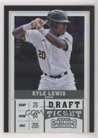 Kyle Lewis (Batting) /99