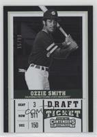 Ozzie Smith (Bat Behind Head) /99