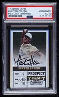 Not Issued in Product - Hunter Greene (Arm Up) [PSAAuthenticPSA/DNA…