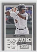 Season Ticket - Kyle Lewis (Batting)