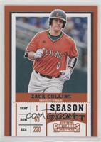 Season Ticket - Zack Collins (Orange Jersey)