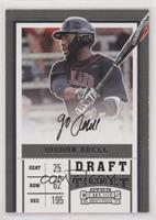 RPS Draft Ticket Autographs - Jo Adell (Batting)
