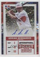 Adrian Hernandez /23