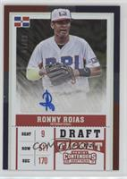 Ronny Rojas /99