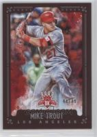 Base - Mike Trout /49
