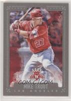 Variation - Mike Trout (Red Jersey)
