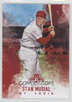 Stan Musial (Grass in Background)