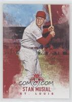 Variation - Stan Musial (Grass in Background)