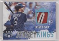Brian Dozier #/10