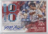 Michael Taylor #/25