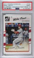 Variation - Mike Trout (Clapping) /49 [PSA9MINT]